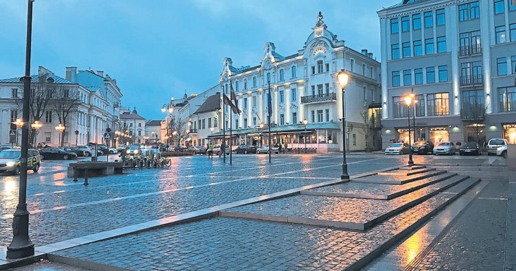 Baltıkların sessiz şehri: Vilnius