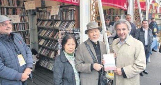 Japon çiftten iğne oyası kitabı
