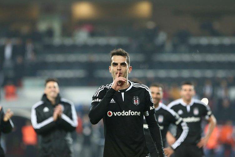 Rhodolfo Beşiktaş'tan ayrılıyor! İşte gelen transfer teklifi