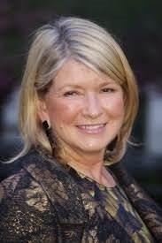Martha Stewart da çatıya çıktı