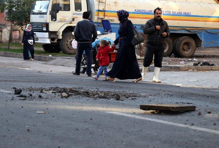 Diyarbakır'daki patlama