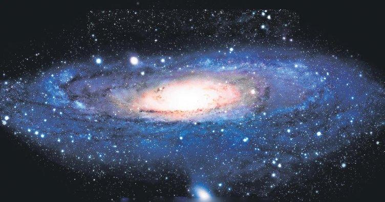 Evrendeki en gizemli enerji: Karanlık enerji