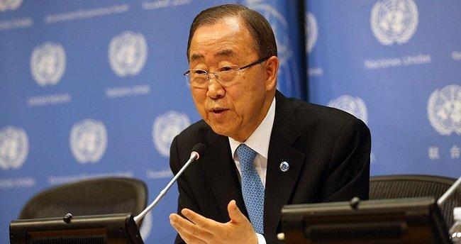 BM Genel Sekreteri Ban'dan Kıbrıs çağrısı