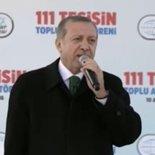 Cumhurbaşkanı Erdoğan Esenyurt'taki açılış töreninde konuştu