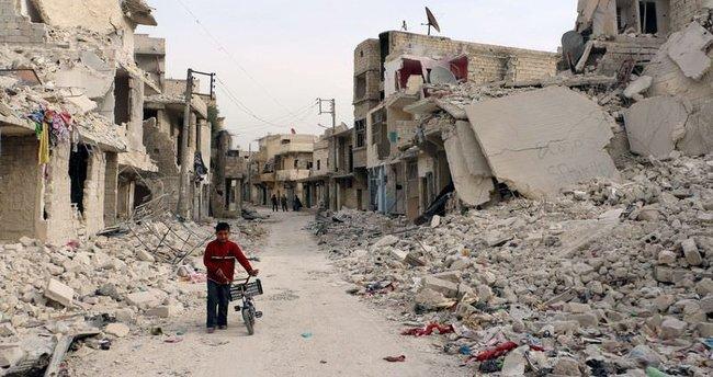 Halep'teki rejim kuşatmasını kırma operasyonu