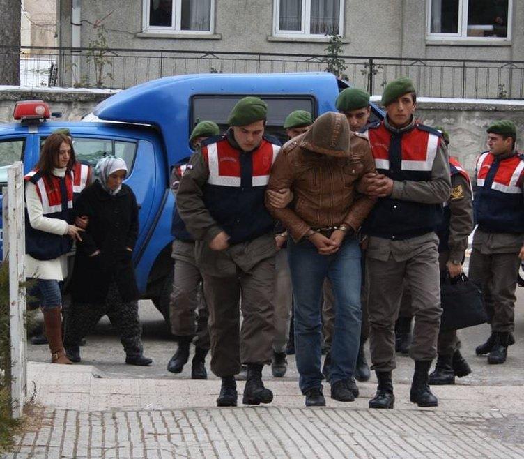 Konya'da tüyler ürperten vahşet
