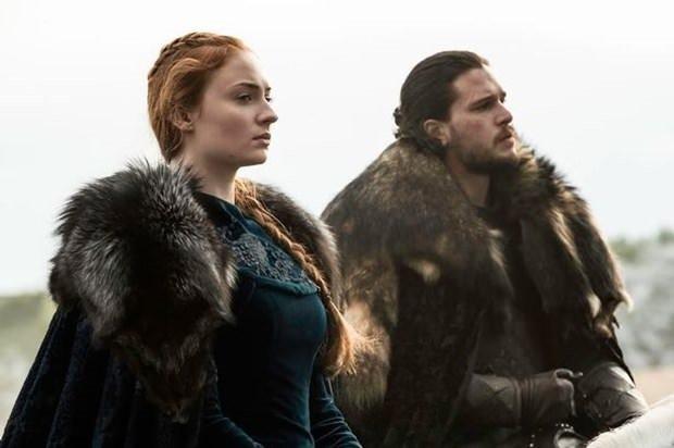 Game of Thrones'un yazarından yeni kitap müjdesi