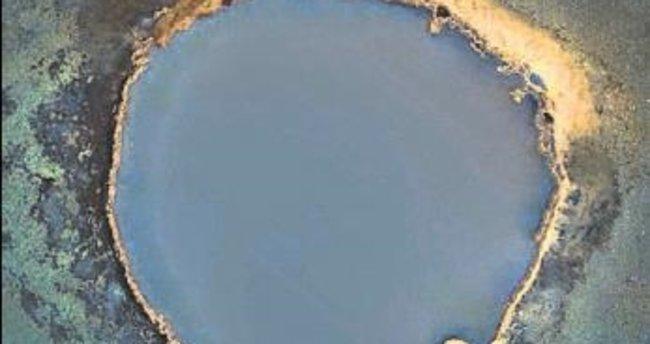 Meksika Körfezi'nde ölümcül göl