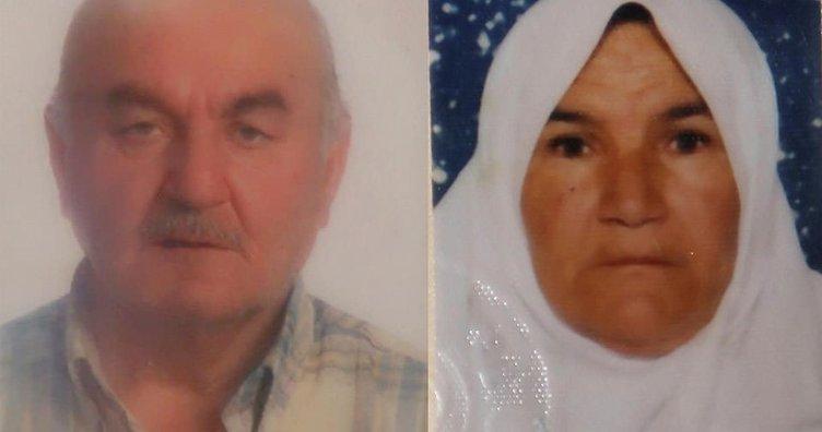 Yaşlı çiftin cinayet zanlısı yeğeni çıktı