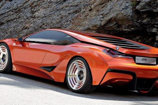 BMW'nin yeni harikası