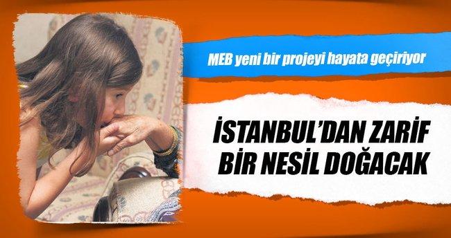 İstanbul'dan zarif bir nesil doğacak
