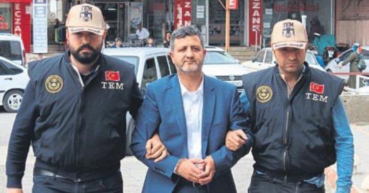 Emekli alay komutanı FETÖ'den tutuklandı