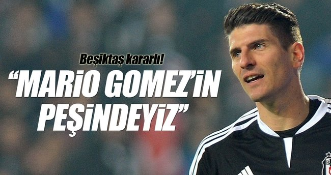 Gomez'in peşini bırakmayacağız