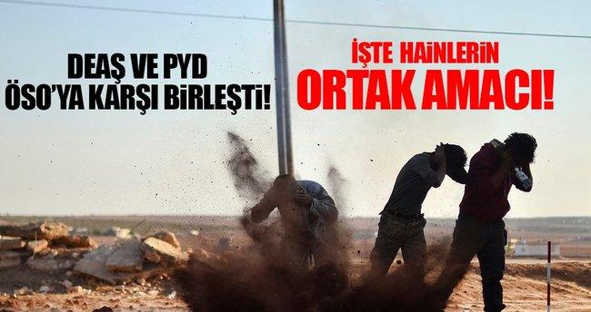 Fırat Kalkanı'na karşı DAEŞ-PYD/PKK pazarlığı