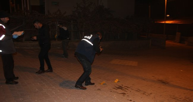 Malatya'da silahlı kavga: 1 yaralı!