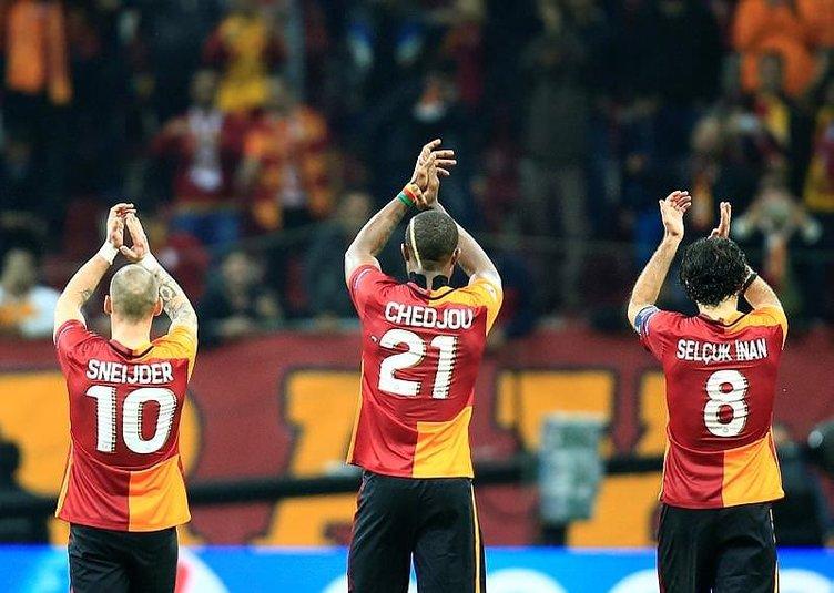 Galatasaray - Benfica maçı Twitter'ı salladı