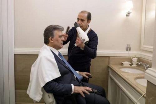 Abdullah Gül'ün hiç yayınlanmamış fotoğrafları