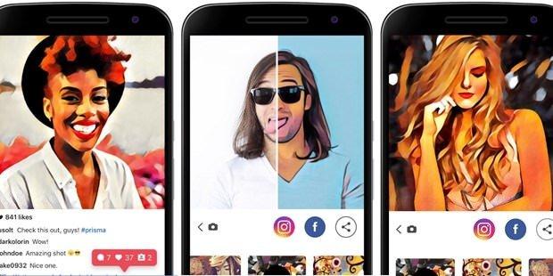 Facebook, Prisma'yı yasakladı