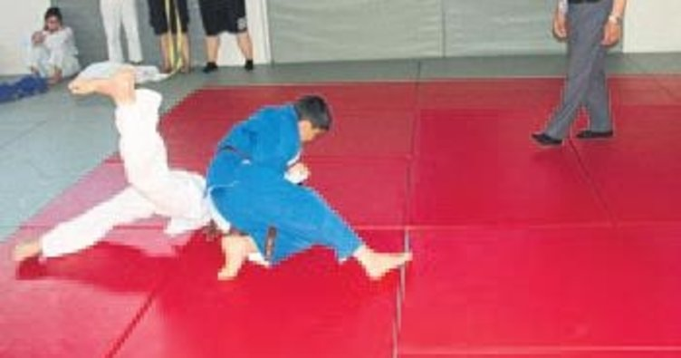 Judo Minikler İl Birinciliği bitti