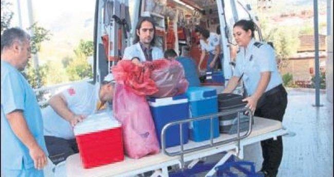 Organlarıyla üç hastaya umut oldu