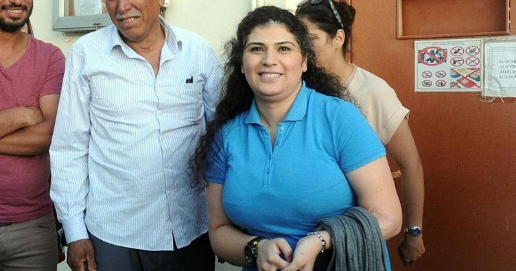 Dayakçı kocasını öldüren kadına beraat