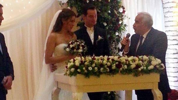 Alp Kırşan ile Zeynep Dörtkardeşler evlendi