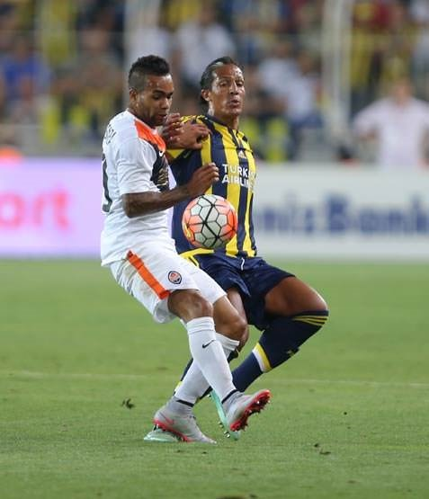 Dış basında Fenerbahçe-Shakhtar maçı