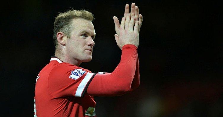 Manchester United'dan bir Rooney geçti...