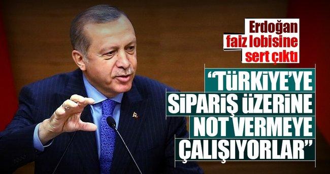 Erdoğan: Faize düşmanım, onu sömürü aracı olarak görüyorum