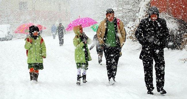 Tunceli'de kar tatili! (Yarın okullar tatil mi?)