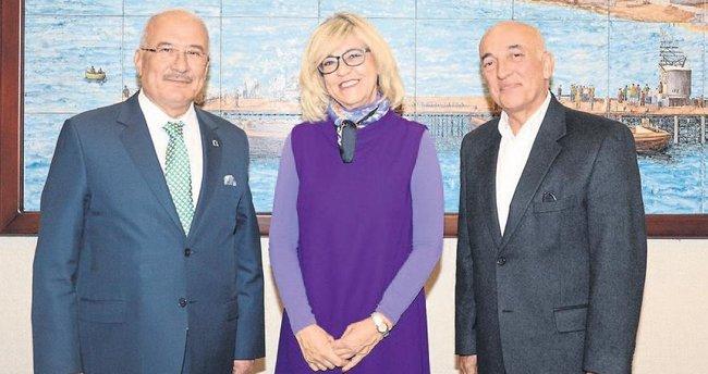 Türkiye-Portekiz İlişkileri güçlendi