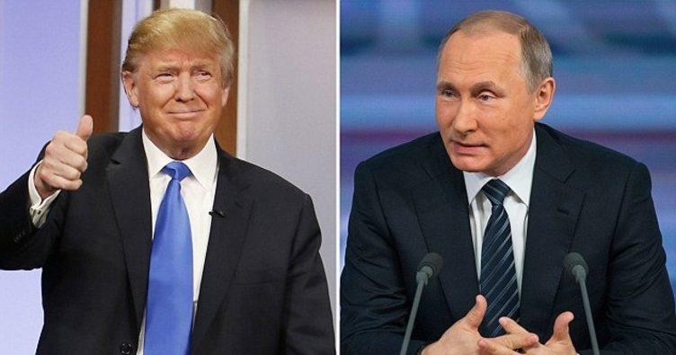 Trump, Almanya'da Putin ile görüşecek!
