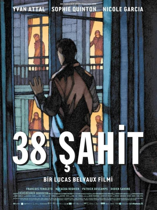 38 Şahit filminden kareler