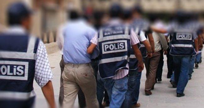 FETÖ operasyonlarında 46 gözaltı
