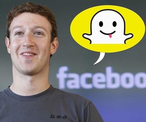 Facebook Snapchat'ten sonra o uygulamayı da satın alamadı