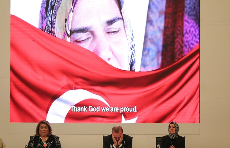 Cumhurbaşkanı Erdoğan'ı duygulandıran belgesel