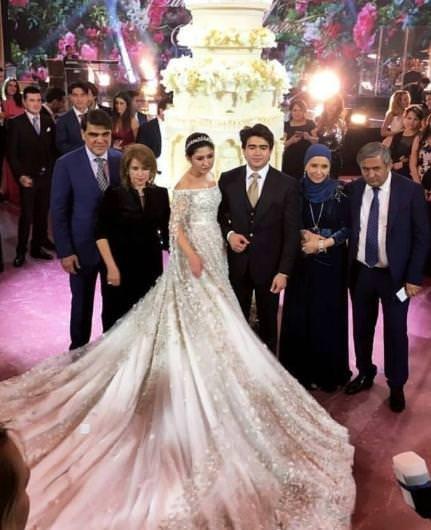 Böyle düğün görülmedi