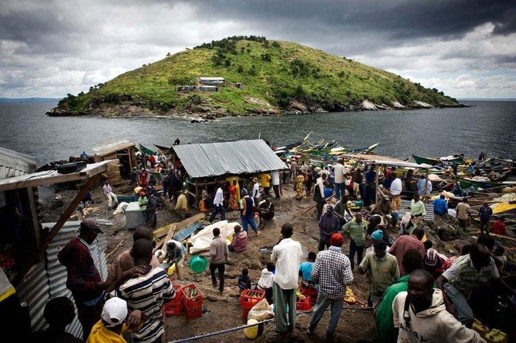 'Hazine' adası