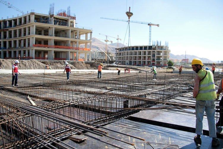 Doğu Anadolu'yu sağlık merkezi yapacak