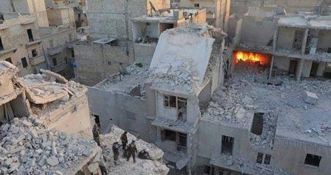 Suriye'de El Kaide liderleri öldürüldü