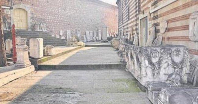 Manisa'da müze sorunu çözüldü