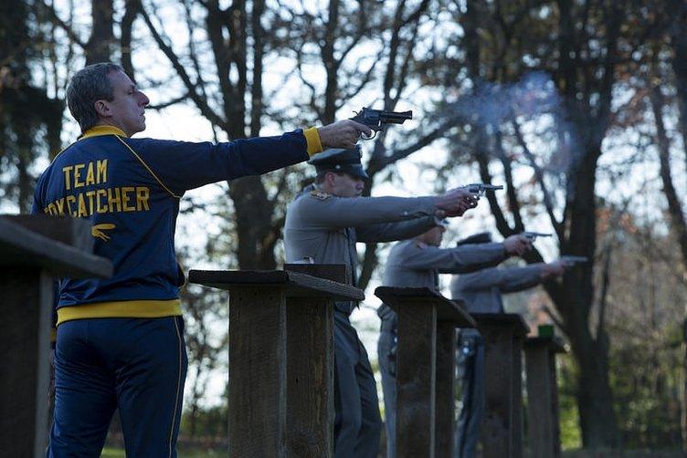 Foxcatcher Takımı filminden kareler