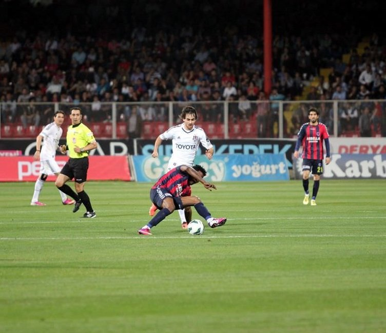 Mersin İY - Beşiktaş
