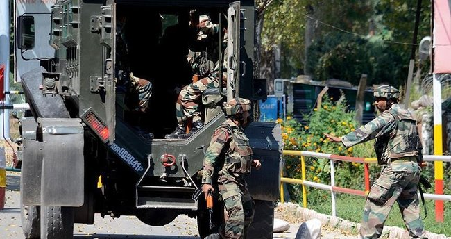 Hindistan-Pakistan sınırında çatışma