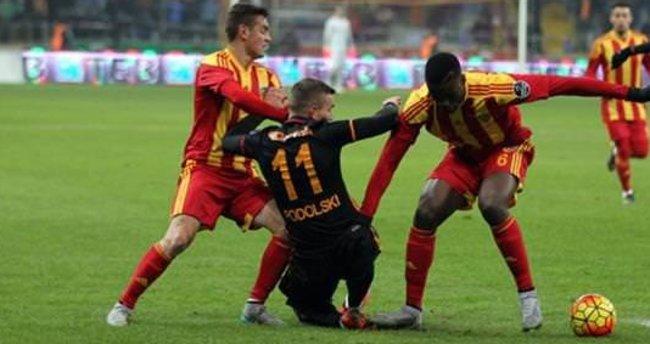 Galatasaray 3'te 3 peşinde