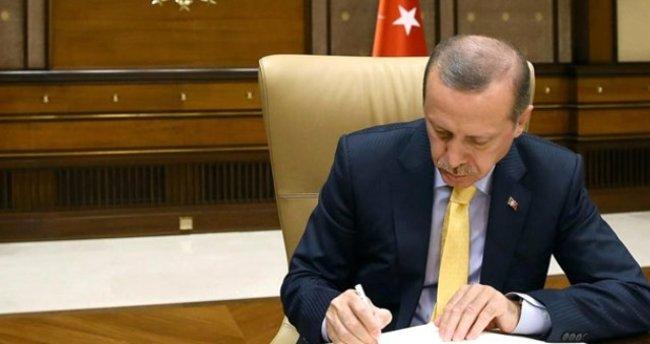 Erdoğan'dan, şehit ailesine taziye telgrafı