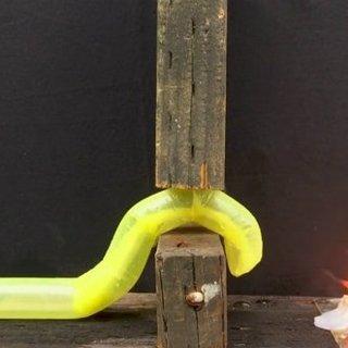 Arama kurtarma yılanı geliştirdiler!