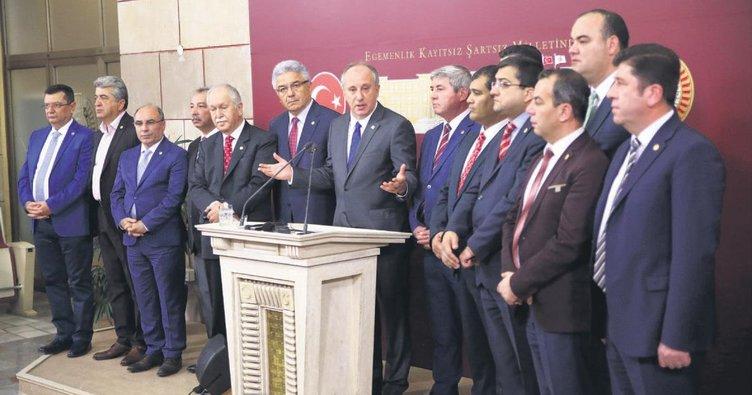 Kılıçdaroğlu'na İnce'den salvolar