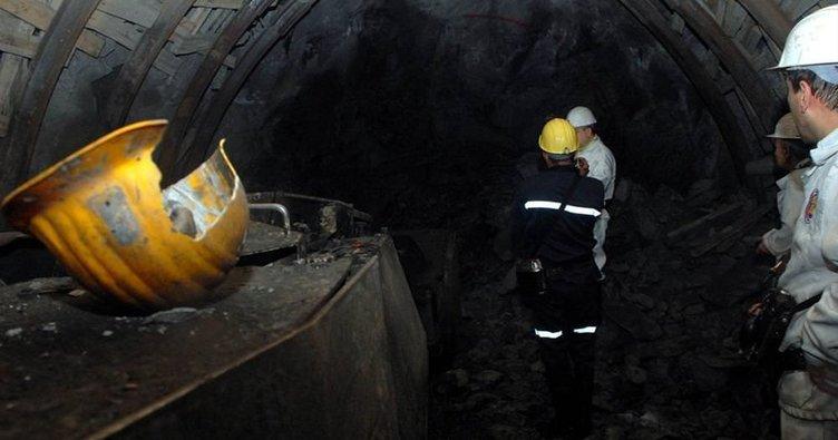 Zonguldak'ta 1 maden işçisine ulaşıldı