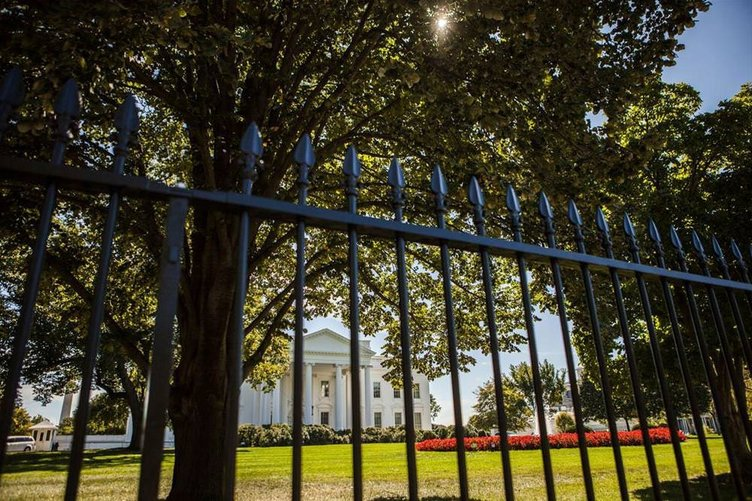 Beyaz Saray'da kırmızı alarm